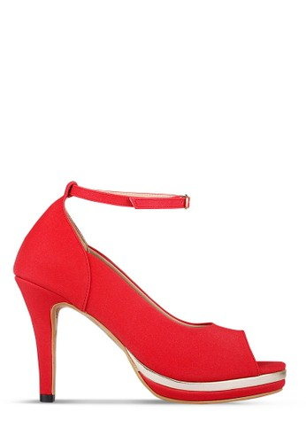 julia'r red Jesiie Juliar Shoes JU137SH00ZCXID_1