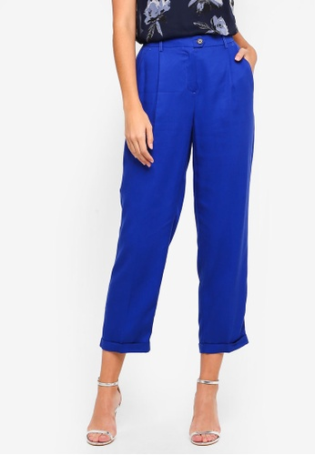 Vero Moda blue Gilly Agnes Ancle Pant F393FAAE44352BGS_1