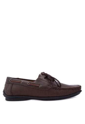 H2Ocean brown Shelton Loafers & Moccasins H2527SH0IR00PH_1