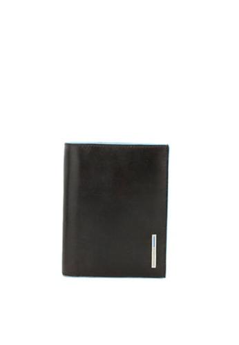 Piquadro black Men's Wallet, Vertical PI261AC99WGMPH_1