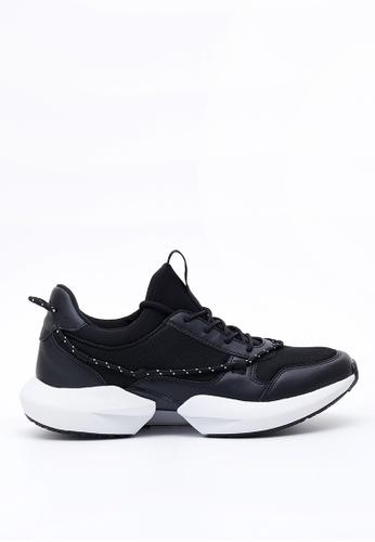 Life8 黑色 Sport 月球漫步運動鞋-09943-黑色 5506CSH8262139GS_1
