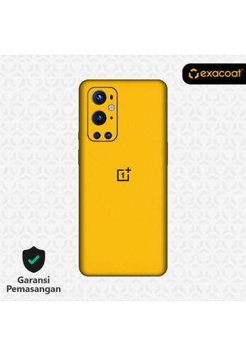 Exacoat OnePlus 9 Pro Skins True Colors - Lemon Yellow 55AF8ES782E09AGS_1
