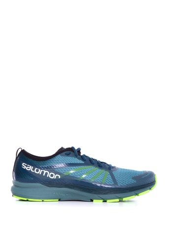 Salomon green Salomon Sonic RA Pro Hydro/Reflecting/Gre B32A7SH7C4E1F8GS_1
