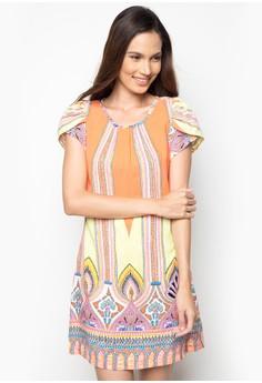 Hiroto Short Dress