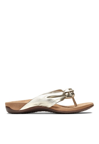 3bab30d7a28a Buy Vionic Pippa Toe Post Sandal Online on ZALORA Singapore