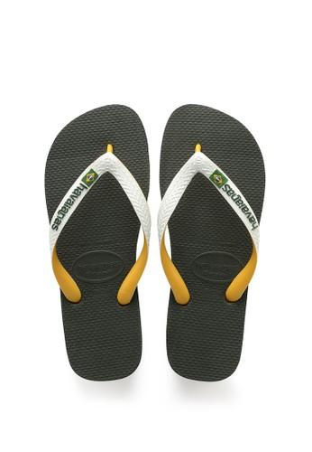Havaianas green Brasil Mix Fc 4896 571F8SH8DBA78BGS_1