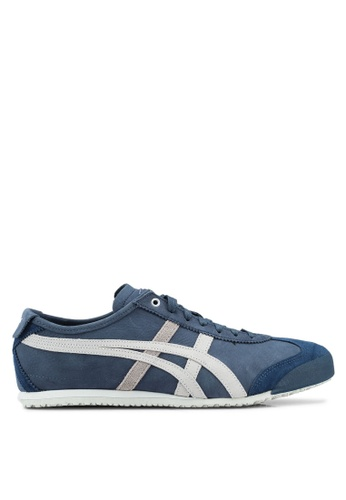 Onitsuka Tiger blue Mexico 66 Shoes ON067SH0SVW9MY_1