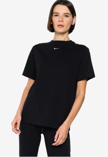 Nike black Women's Sportswear Essential Top BBD71AAA96E7ECGS_1