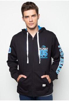 Jacket W/ Hood