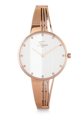 TEIWE pink Moment Watch Teiwe  Jam Tangan wanita - stainless steel D67B6AC47EE8FDGS_1