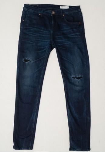 GREENLIGHT blue Women Denim Pants 010320 1220DAAFCF98C9GS_1