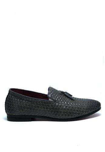 Twenty Eight Shoes 灰色 英式紳士輕便鞋MC7515 D708CSHD72D5A0GS_1