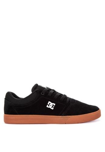 DC black Crisis Sneakers C0602SHF86D3BEGS_1