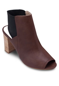 Cut-Out Boots Heels