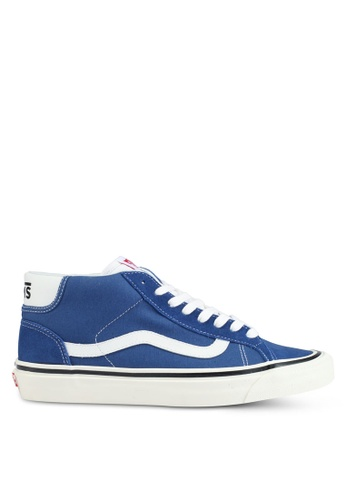 VANS blue Mid Skool 37 DX Anaheim Factory Sneakers VA142SH0SWTAMY_1