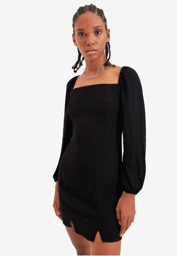 Trendyol black Black Dress 0C56BAA2E593B1GS_1
