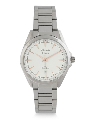 Alexandre Christie multi and silver Women Analog Watches 8580 Ldbssslrg 9F60CAC8519B36GS_1