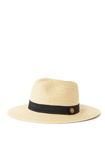Rip Curl beige Dakota Panama Hat 716A2AC7BD35DAGS_1