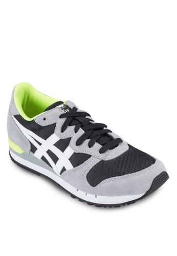 Alvarado 撞esprit女裝色拼接繫帶運動鞋, 女鞋, 運動