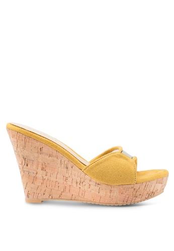 b6e78616783 Transparent Wedge Sandals