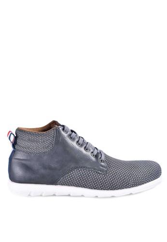 Sogno grey Sepatu Sneakers Casual GHS 010 3C42FSHB227857GS_1