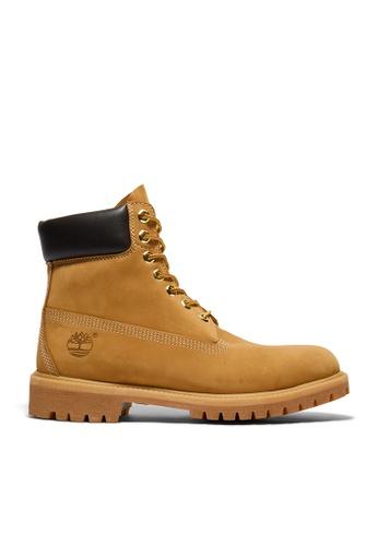 "Timberland yellow [Timberland] 6"" Yellow Boot TI324SH48HLRHK_1"