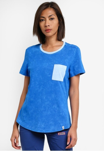 2GO blue Casual Sports T-Shirt 2G729AA0S5XMMY_1