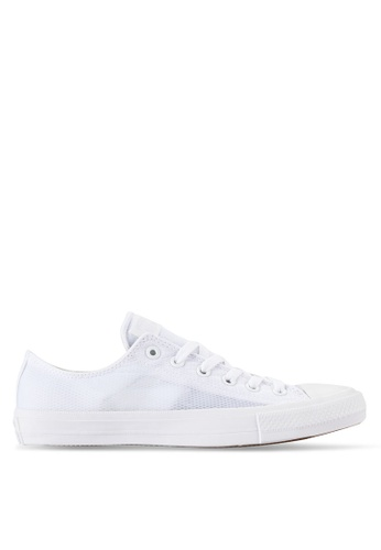 Converse white Chuck Taylor All Star II Sneakers CO302SH92WJFMY_1