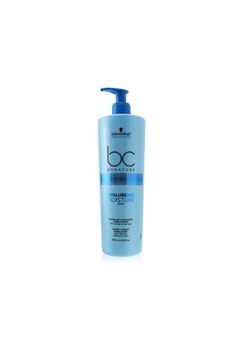 Schwarzkopf SCHWARZKOPF - BC Bonacure Hyaluronic Moisture Kick Micellar Cleansing Conditioner (For Normal to Dry Hair) 500ml/16.9oz DE8E0BEEC8DD03GS_1