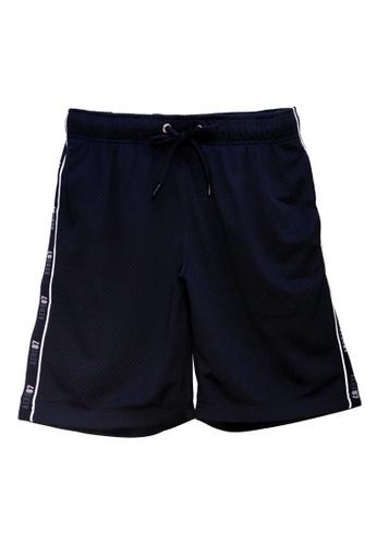 Aeropostale black Retro Sport Mesh Shorts 03936AAB33B5AAGS_1