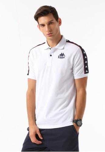 623921f5e9f Shop Kappa Men's Regular Fit Polo Shirt Online on ZALORA Philippines