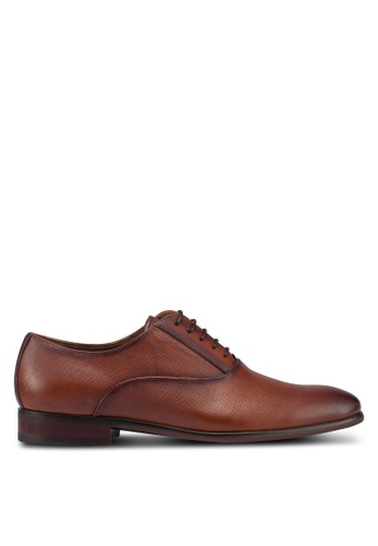 ALDO brown Nyderadien Dress Shoes AA79BSH4A89A5CGS_1