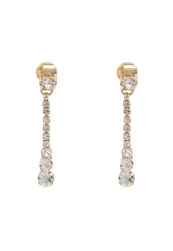 Call It Spring gold Arkana Earrings F7A4FACED4E279GS_1