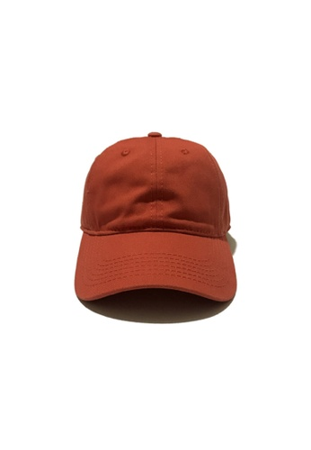 Kings Collection Orange Baseball Cap (KCHT2031) 74928AC48A9105GS_1