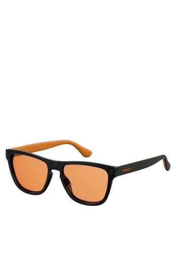 Havaianas black Itacare Sunglasses A5990GL2430FCEGS_1