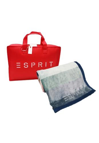 Esprit Esprit Flannel Fleece Blanket/ King Size 240 x 230cm 9AEC7HLAB7EA90GS_1