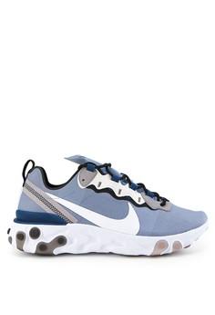 cb797d8cb501b Nike blue Nike React Element 55 Shoes FA9E2SH1A8F90DGS 1