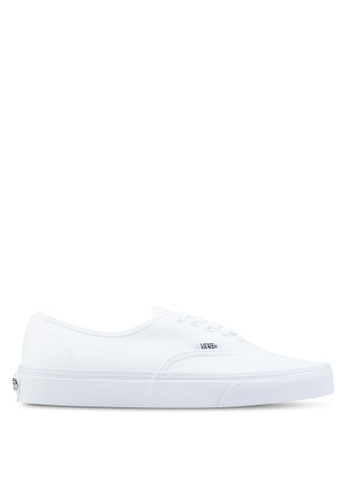 VANS white Core Classic Authentic Sneakers VA142SH58EHPMY_1