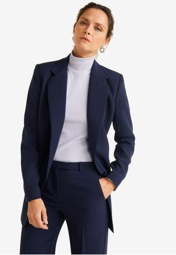 chic clásico descuento de venta caliente bonita y colorida Structured Suit Blazer