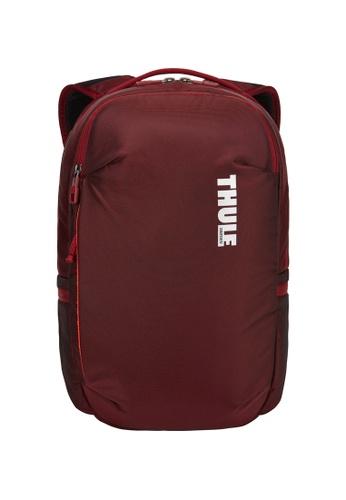 Thule red Thule Subterra Backpack 23L - Ember 3A48BAC9AF3686GS_1