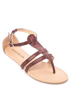 Aysel Flat Sandals