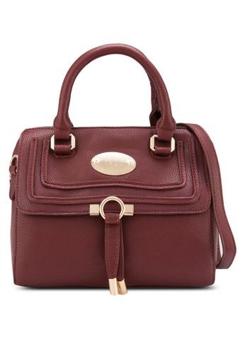金飾仿皮手提包, esprit 香港包, 包
