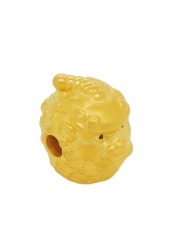 LITZ gold [Free Bracelet] LITZ 999 (24K) Gold Dragon Charm EPC0649 11492AC075EEA9GS_1