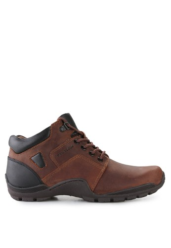 Pakalolo Boots brown Casual Lace 0239DSH1EDC21BGS_1