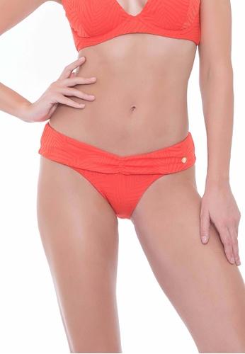 Sunseeker red Minimal Cool Classic Pants E14B6US70AFF4DGS_1