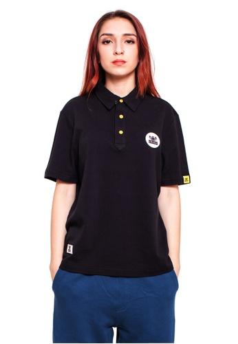 Reoparudo black RPD 331 Edition Polo Shirt (Black) RE413AA0GNKESG_1