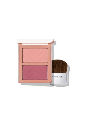 Laneige [Rose Collection] Ideal Blush Duo No.7 Mute Rose ED923BEB80ACB6GS_1