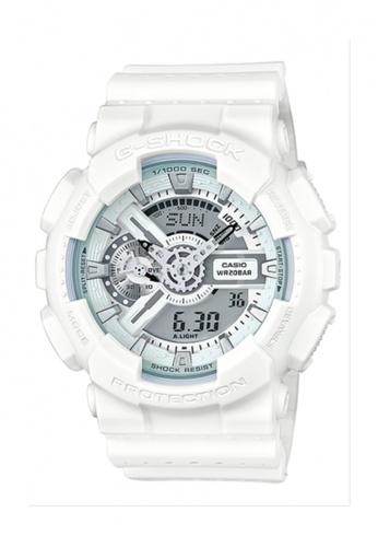 263845ff7bb7a G-shock white CASIO G-SHOCK GA-110LP-7A GS076AC75HEUMY 1