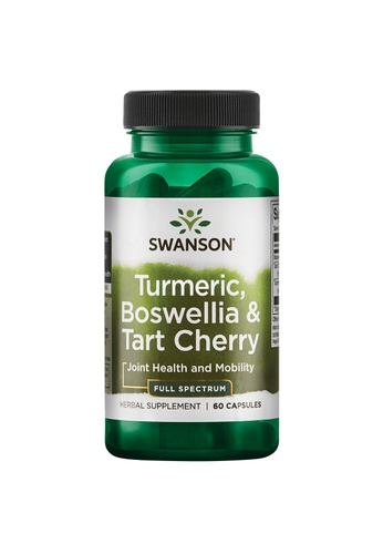 Pure & Well SWANSON TURMERIC,BOSWELLIA & TART CHERRY 56CC8ES242F3C9GS_1