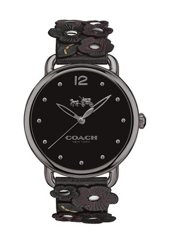 Coach black Coach Delancey Black Women's Watch (14502745) 2295FAC0CE91C3GS_1